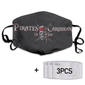 Pirates Of The Caribbean Full printed Face Mask