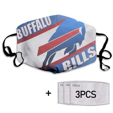 Buffalo Bills PM 2,5 Face Mask