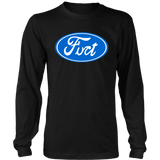 FUCT Shirt Funny Ford Logo