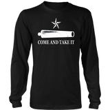 Come And Take It Cannon Tee Shirt