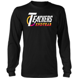 Teachers end year t shirt Funny Teacher - Avengers EndGame