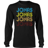 Jonas first given name pride vintage distressed T-Shirt