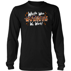 Whistle While We Work Shirt