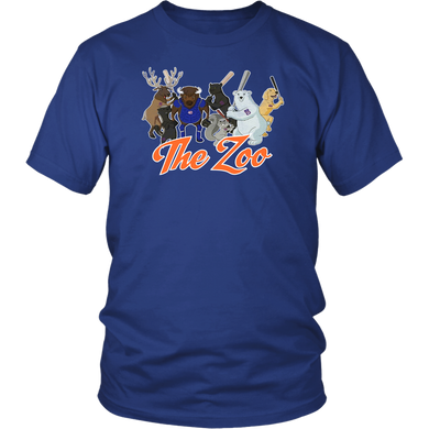 THE ZOO SHIRT Pete Alonso - New York Mets