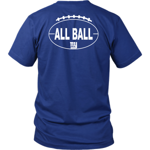 All Ball T-Shirt New York Giants
