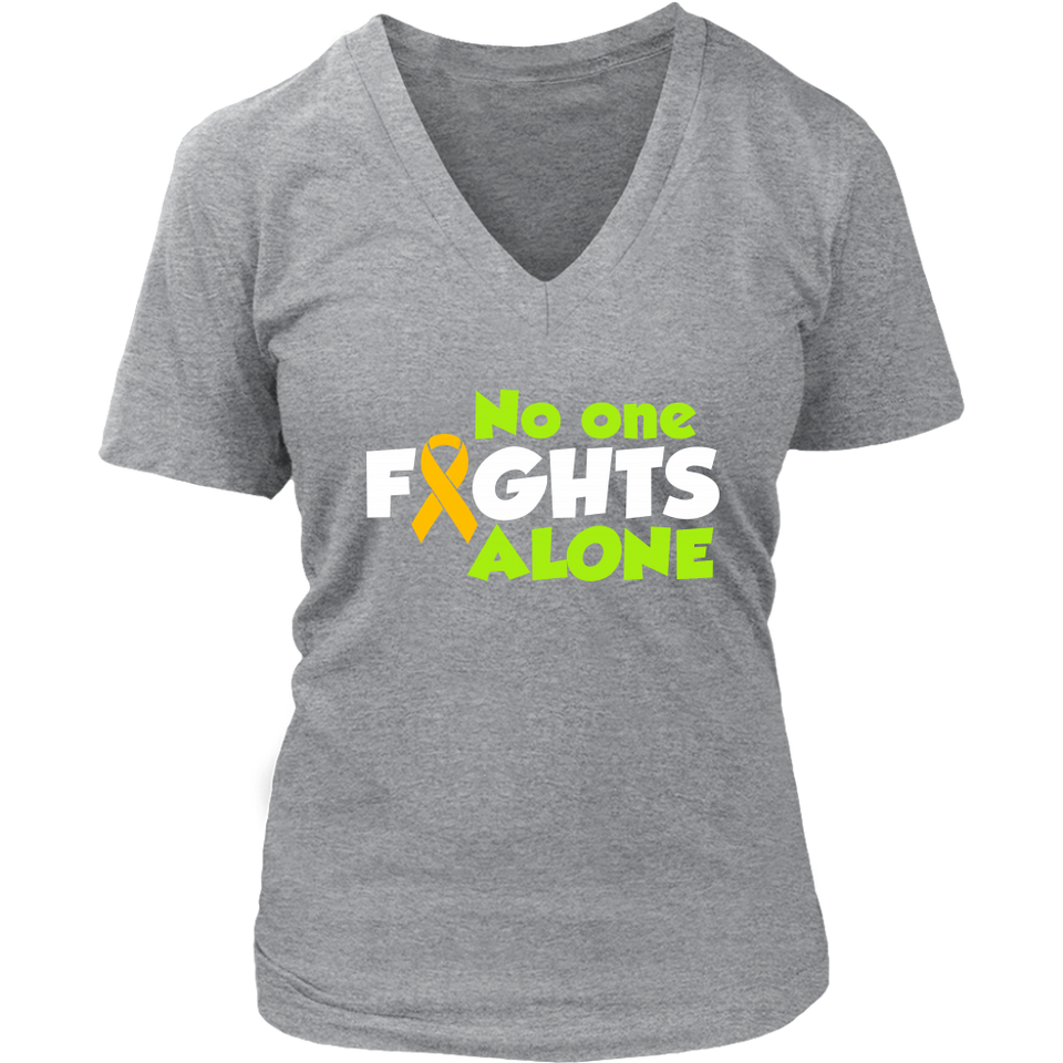 Rob Gronkowski No One Fights Alone Shirt
