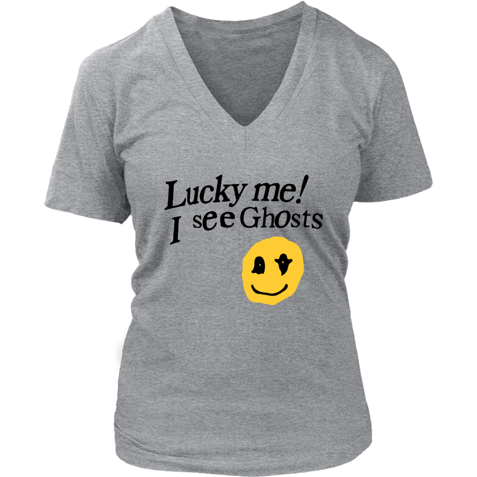 Lucky Me - I See Ghosts Shirt