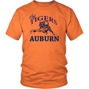 Ace Boogie - The Tiges Of Auburn Shirt - Auburn Tiger Shirt