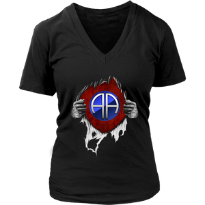 82ND AIRBORNE DIVISION INSIDE ME SHIRT