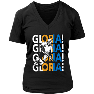 GLORIA -St Louis Blues Hockey-Shirt