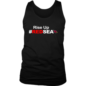 Rise Up Red Sea Shirt