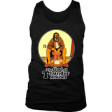 The God Of Thunder Abides T-Shirt Funny Thor - Advenger Endgame