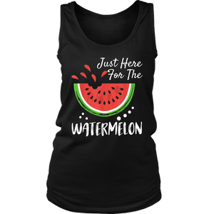 Just Here For The Watermalon Shirt