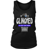 CLINCHED - NBA SOUTHEAST DIVISION CHAMPIONS 2019 SHIRT ORLANDO MAGIC