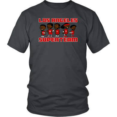 Los Angeles Superteam Shirt