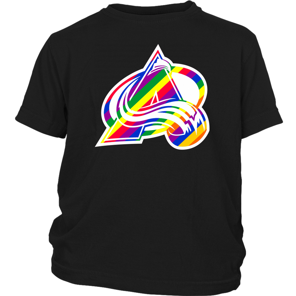 The Avs Pride Shirt Colorado Avalanche - LGBT