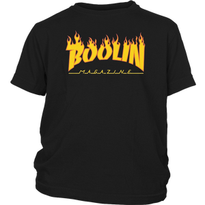 BOOLIN MAGAZINE SHIRT