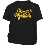 Strength In Numbers Shirt Golden State Warrios