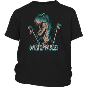 Dinosaurs Unstoppable T-Rex Shirt