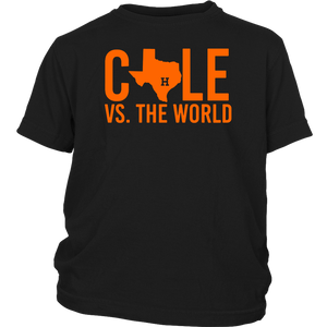 Cole Vs The World T Shirt