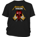 Metallic Steelers Shirt Pittsburgh Steelers