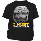 I MUST BREAK THEM SHIRT Zdeno Chára - Boston Bruins