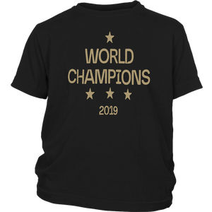 USWNT WORLD CUP CHAMPIONS T SHIRT