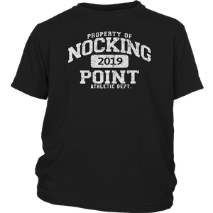 Property Of Nocking Point Athletic Dept Shirt by Stephen Amell