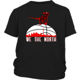 WE THE NORTH - T-Rex SHIRT Toronto Raptors Eastern Conference Champions 2019 - Kawhi Leonard