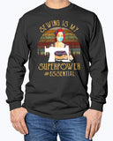 SEWING SUPERPOWER ESSENTIAL T-SHIRT