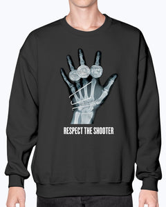 RESPECT THE SHOOTER X-RAY SHIRT
