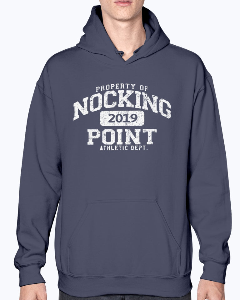 Property Of Nocking Point Athletic Dept Shirt