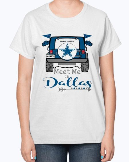 Meet me in Dallas Shirt