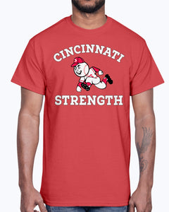 CINCINNATI STRENGTH SHIRT