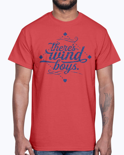 There's Wind Boys Shirt