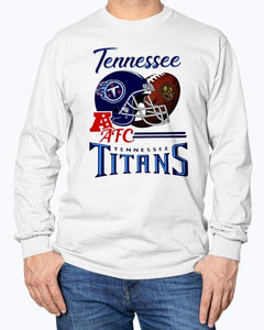 Tennessee Titans AFC Shirt