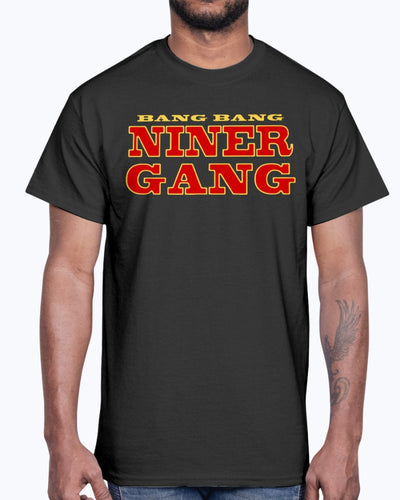BANG BANG NINER GANG SHIRT