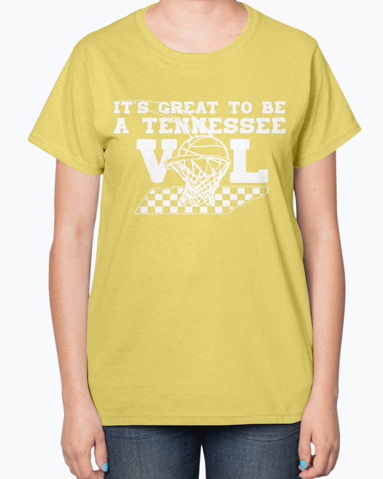 IT'S GREAT TO BE A TENNESSEE VOL SHIRT