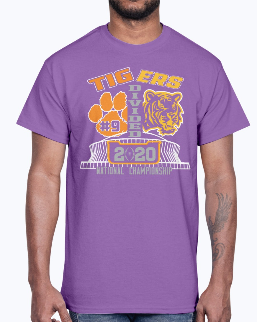 Tigers Divided T-Shirt