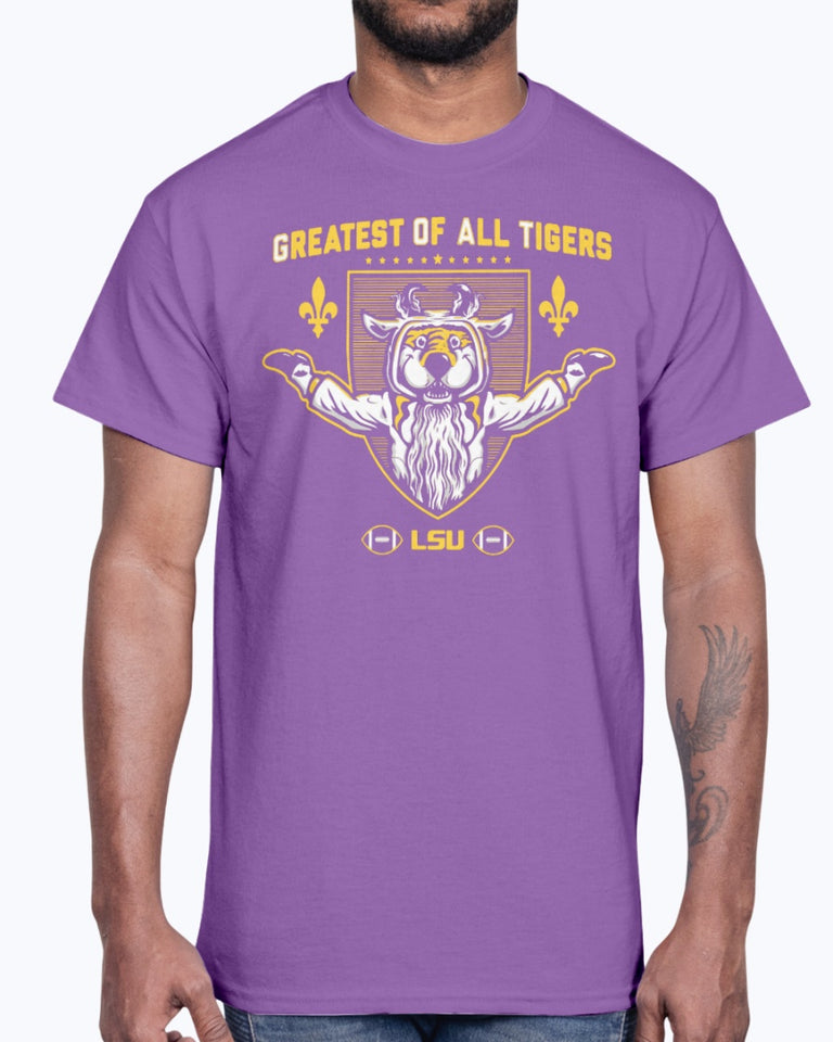 GREATEST OF ALL TIGERS SHIRT