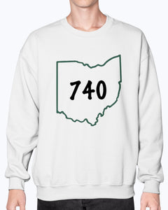 740 Area Code Athens Ohio Shirt