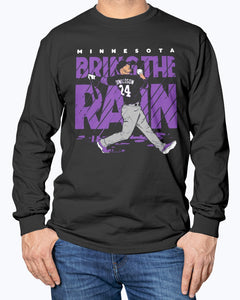 BRING THE (PURPLE) RAIN SHIRT