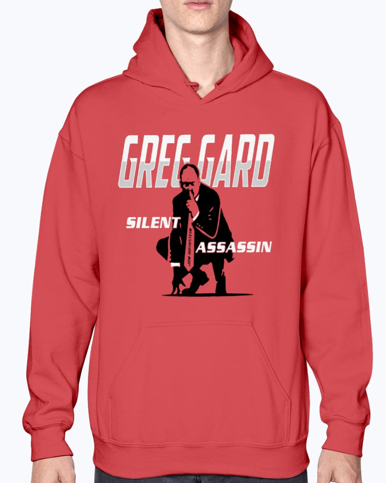 Greg Gard - Silent Assassin Shirt