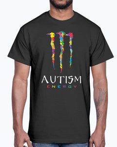 AUTISM ENERGY SHIRT FUNNY MONSTER ENERGY