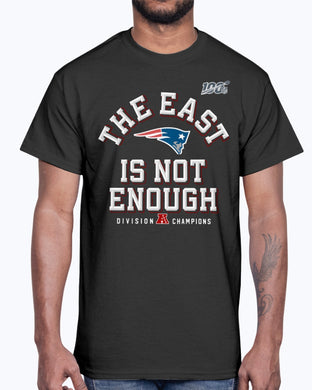 THE EAST IS NOT ENOUGH SHIRT