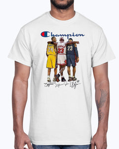 LaBRON Basketball T-Shirt