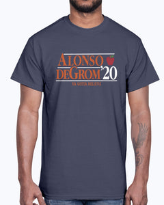 Alonso Degrom 2020 Ya Gotta Believe Shirt