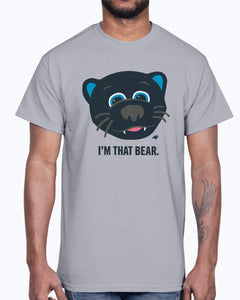 I'm That Bear Shirt Carolina Panthers - Sir Purr