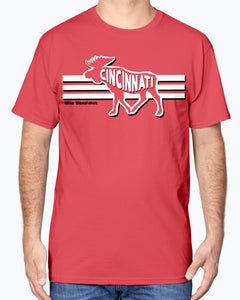 Cincy Moose Shirt