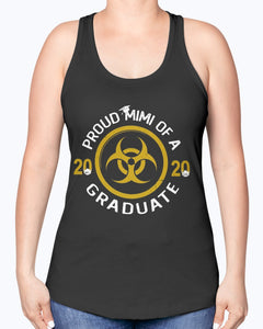 Proud Mimi Of A 2020 Graduate T-Shirt
